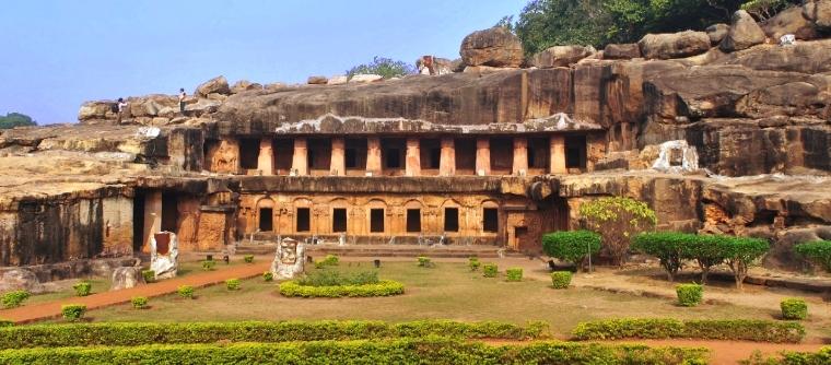 Udaigiri Jain caves