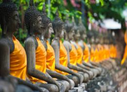 Buddha in Odisha