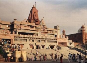 Delhi Mathura Vrindavan Agra Yatra