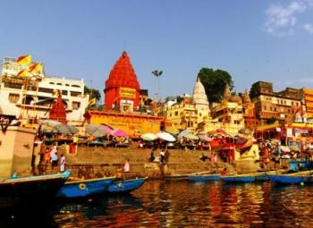 Gaya Varanasi Allahbad Yatra